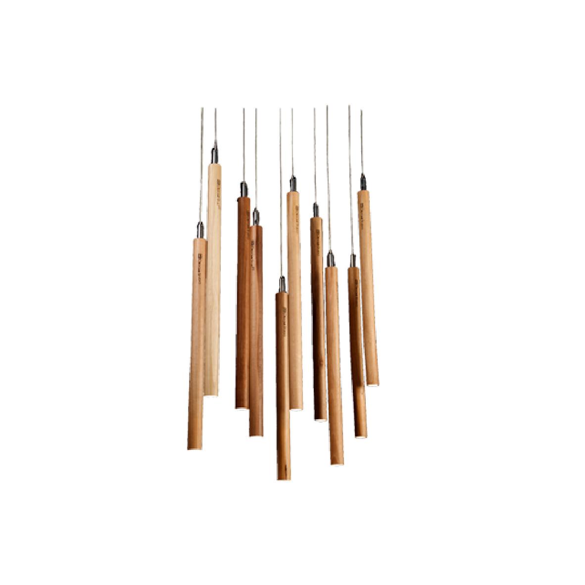 چراغ دکوراتیو چوبی SO-1381-40CM-Lآویز