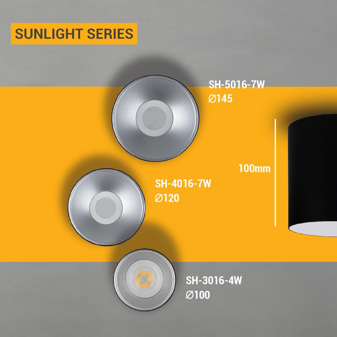 چراغ هاى سقفى آویز SH-3016S-4W