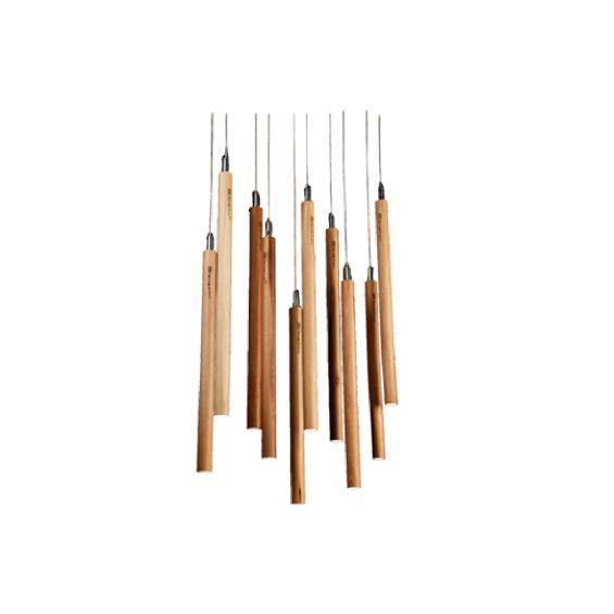 چراغ دکوراتیو چوبی SO-1381-30cm-Lآویز