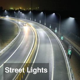 چراغ های خیابانی
