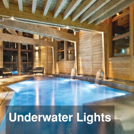 چراغ های استخری و آب نماها
